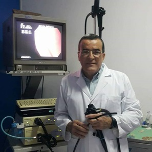 Dr. Marvin López Guatemala, destacado médico nicaragüense.