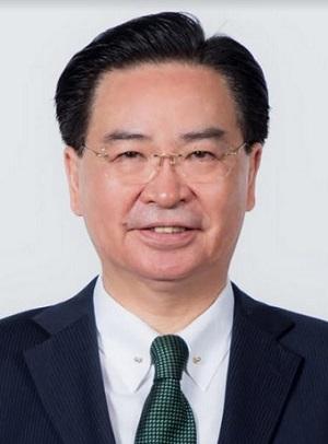 Dr. Joseph Wu, ministro de Asuntos Exteriores de Taiwán.
