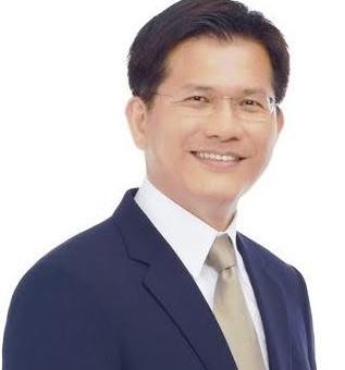 Lin Chia-lung, ministro de Transportes y Comunicaciones República de China (Taiwán).