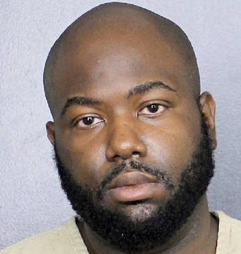 Christopher Johnson, de 30 años, el presunto secuestrador y violador.