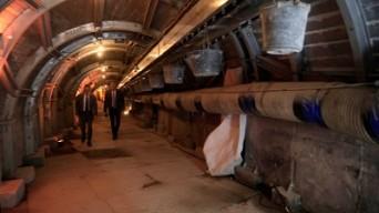 Un túnel en Jerusalén. (Imagen de ilustración).