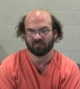 Tommy Lee Jenkins, de 32 años, el pedófilo que contactaba víctimas por internet.