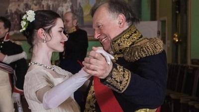 Sokolov y su víctima Anastasia Yeshenko, con quien mantenía una relación sentimental.