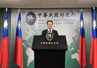 votos taiwán