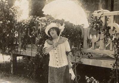 Delmira Agustini, la poetisa asesinada por su cónyuge. Foto: Archivo literario del archivo de La Nación. Uruguay.