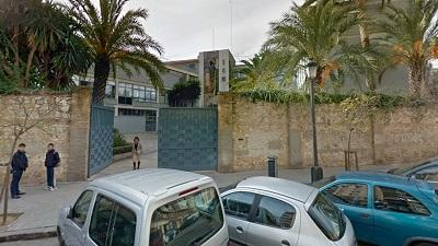 El colegio Inmaculado Corazón de María, en España.