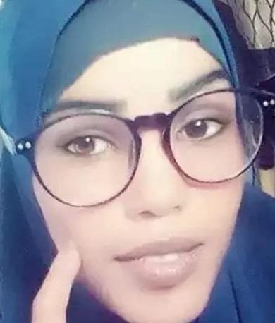Hamdi Mohamed Farah, la joven somalí violada y asesinada.