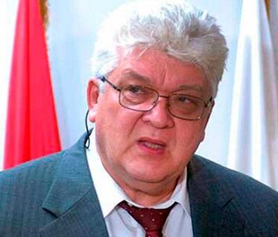 Piotr Pankrátov, agregado comercial de la Embajada de Rusia para Honduras y El Salvador.